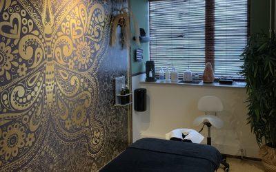 Klein massage Leiden