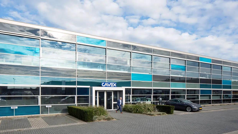 Van brienen AV - opdracht geluidsysteem CAVEX Nederland1